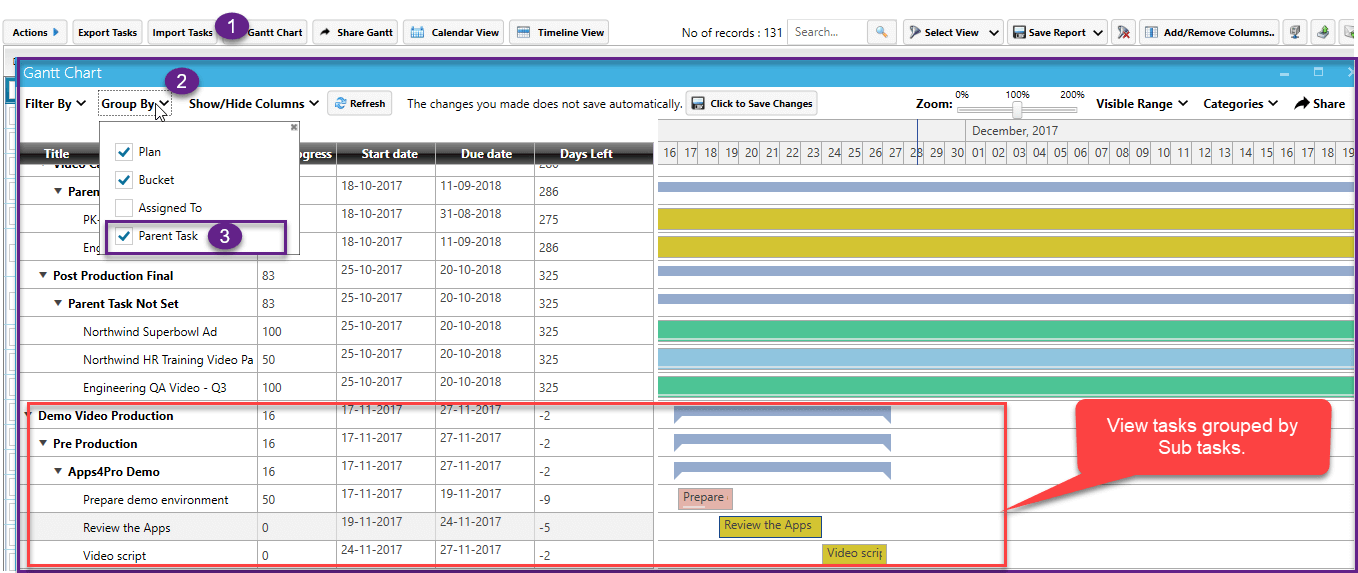 How To Create Sub Tasks For Microsoft Planner Tasks Using