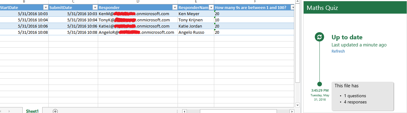Getting Started with Microsoft Forms Preview