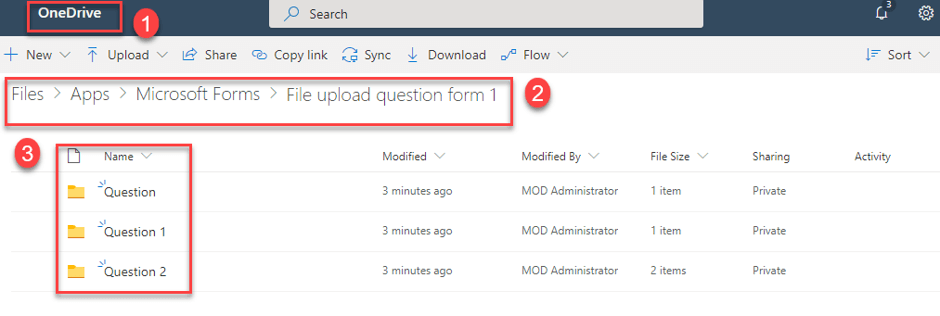 File Upload In Microsoft Forms