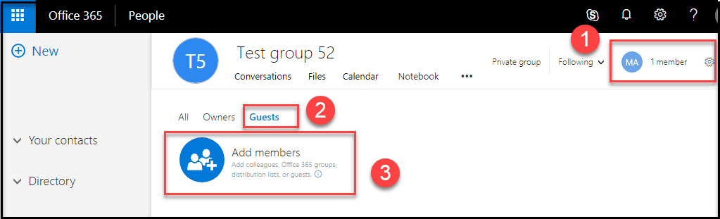 How to add a Guest user in Microsoft Planner? / How to