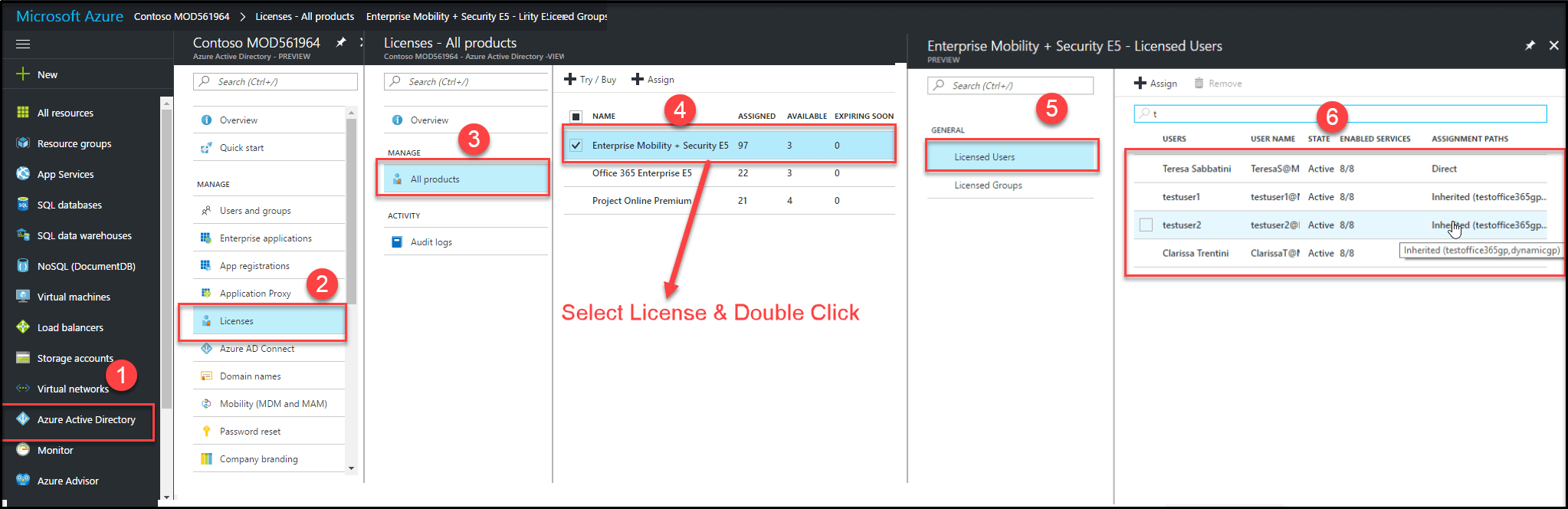 How to manage Office 365 Licenses based on Groups
