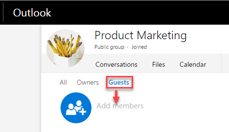 A Complete Guide for Guest Access in office 365 Groups