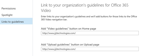Getting Started with Office 365 Video