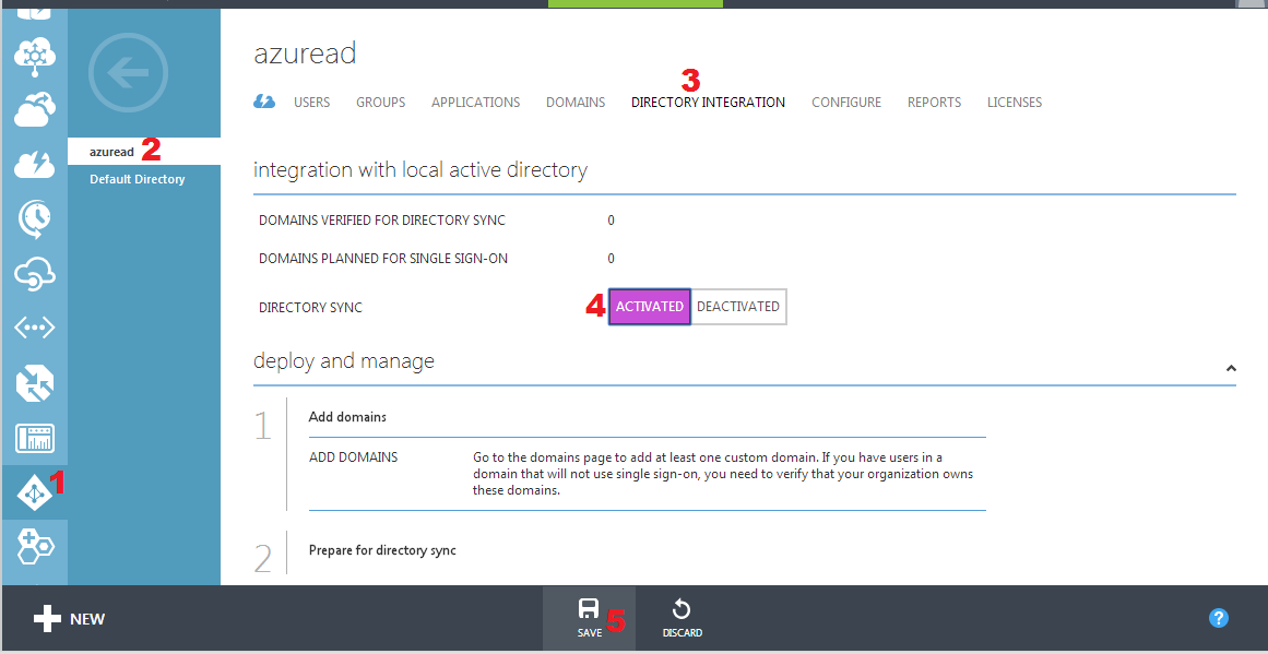 Azure Active Directory Integration