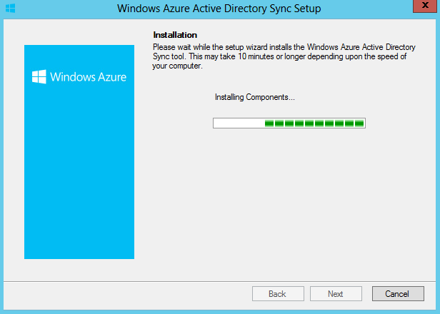 Azure Active Directory Sync Tool